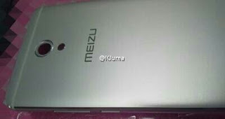 Leaked Images and Specifications Of The Meizu M5 Note 3
