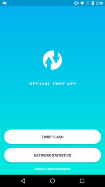 Good News For ROM Lovers : TWRP Releases Official Android App 3