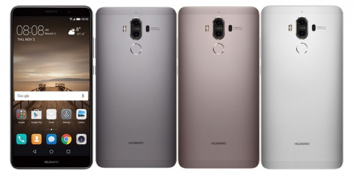 Huawei Mate 9 Gets 6GB RAM Version (Available On Global Stores) 3