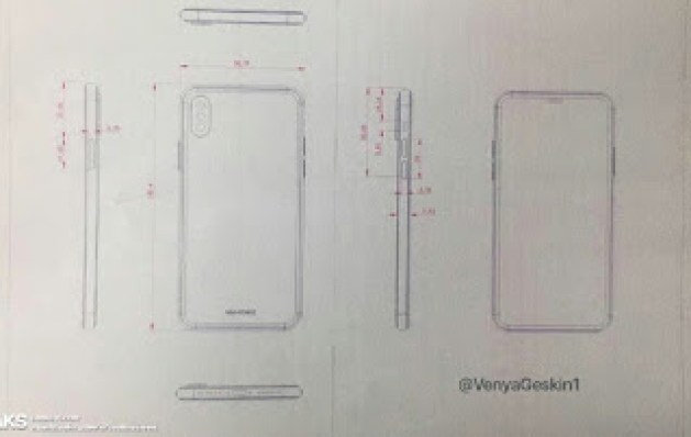 New Image Renders Show How The iPhone 8 May Look Like 4