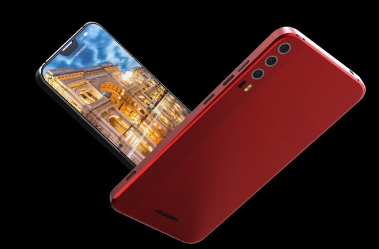 This Huawei P11 Concept Looks So Much Like A Better Version Of The iPhone X With A 40MP Camera 3