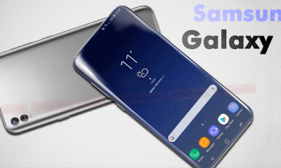 Check Out Samsung's Rumored 2018 Flagship Smartphone - The Samsung Galaxy Z (2018) 1