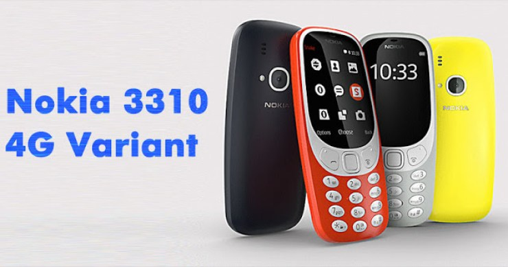 The New Nokia 3310 (2018 Version) Will Come With Support For 4G 2