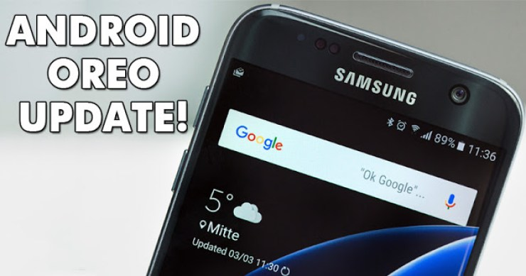 See The List Of Samsung Devices That Will Get Android 8.0 Update 2