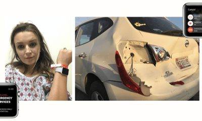 Apple Watch Saves Mom And Son After A Fatal Car Accident 7