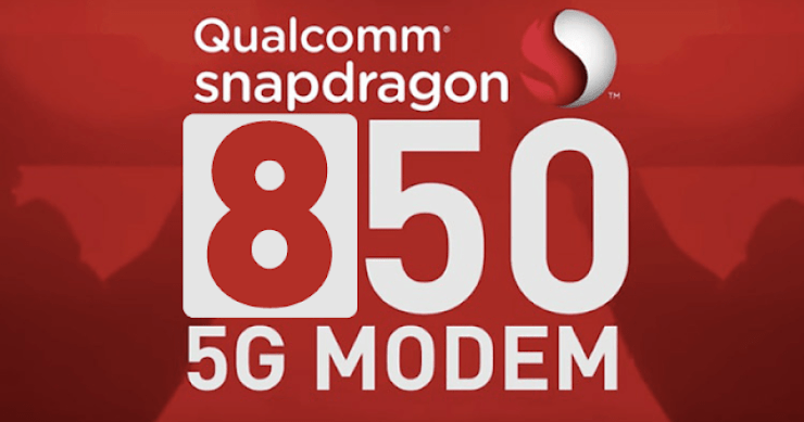 Qualcomm Snapdragon 850 To Feature The First Consumer-Based 5G Modem 2