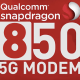 Qualcomm Snapdragon 850 To Feature The First Consumer-Based 5G Modem 16