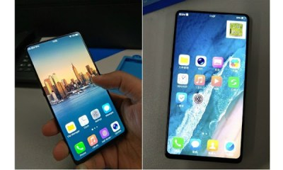 Check Out Vivo's Completely Bezelless Android Smartphone - It's Amazing 21