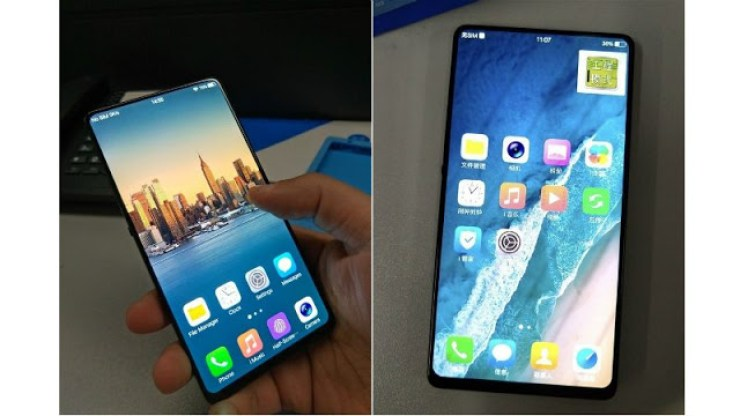 Check Out Vivo's Completely Bezelless Android Smartphone - It's Amazing 2