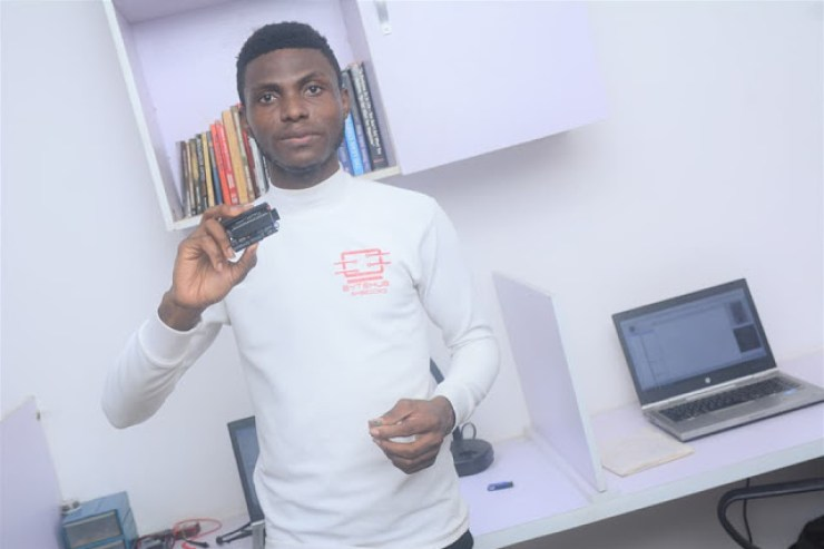 Interview With Olayiwola Ayinde - A Robotics Engineer And Programmer 21