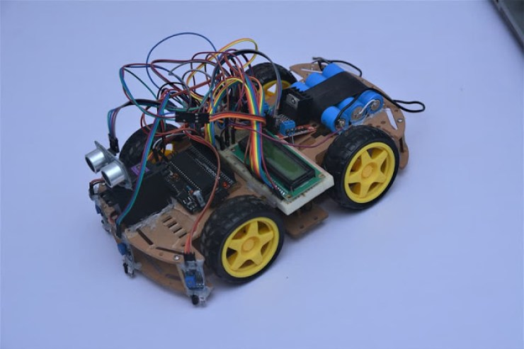 Interview With Olayiwola Ayinde - A Robotics Engineer And Programmer 27