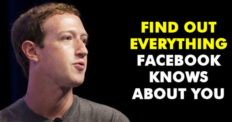 Here's How To Find Out Everything Facebook Knows About You 2
