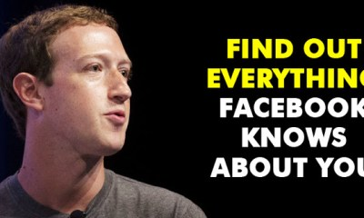 Here's How To Find Out Everything Facebook Knows About You 16