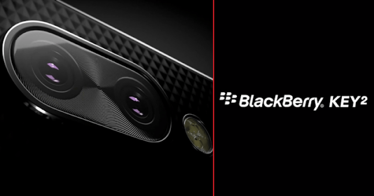 BlackBerry Is Coming Back With A New Android Smartphone - BlackBerry Key2 2
