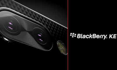 BlackBerry Is Coming Back With A New Android Smartphone - BlackBerry Key2 35