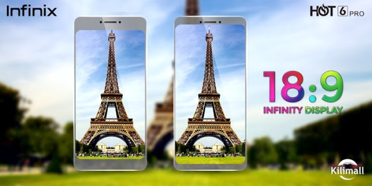 Infinix Mobility Launches The Infinix Hot 6 Pro - See Full Specifications 2
