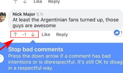 Facebook Working On Plans To Add The Downvote Button Soon 3