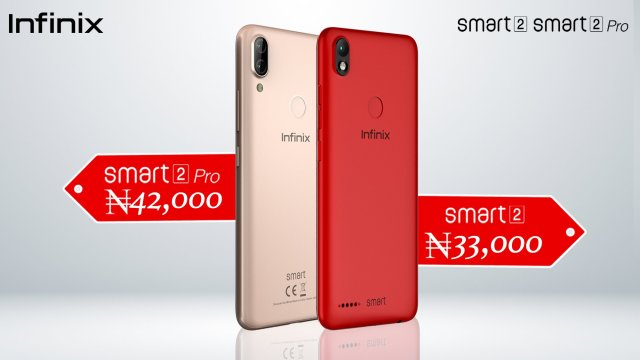 Infinix Releases Two New Smartphones - Smart 2 And Smart 2 Pro - See Price And Specifications 3