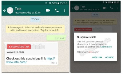 WhatsApp Releases New Update That Warns Users About Dangerous Links - How It Works 29