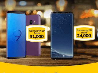 You Can Get An iPhone X Or Samsung Galaxy S9+ For Less Than N30,000 But There's A Clause Attached 11