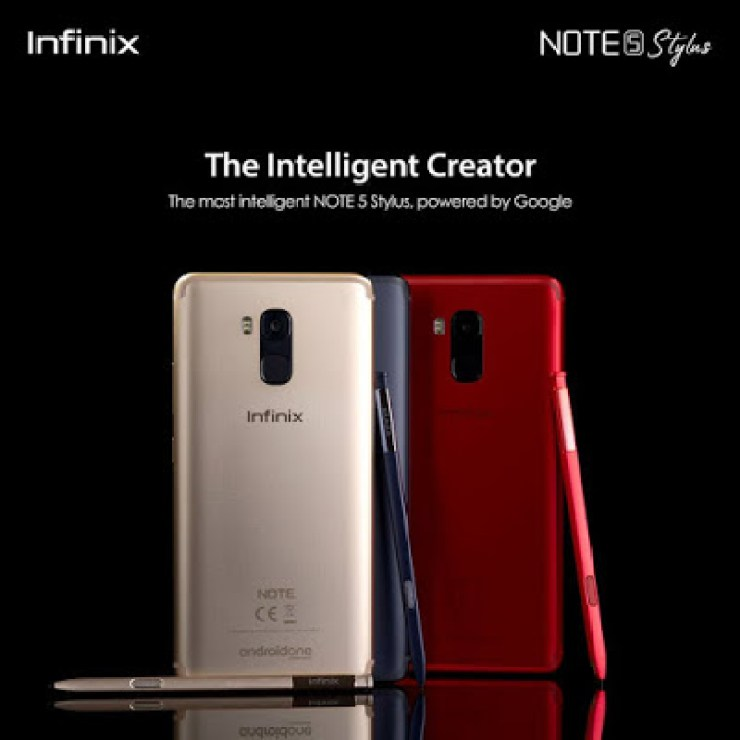 Infinix Note 5 Stylus Review, Specifications and Price in Nigeria 4
