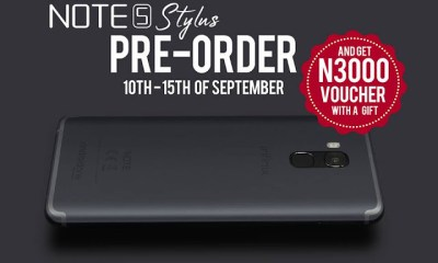 Infinix Note 5 Stylus Review, Specifications and Price in Nigeria 26