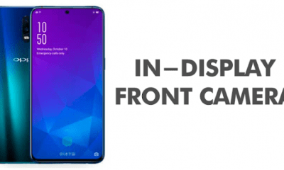 Check Out The First Phone With The Front Camera Placed Inside The Screen 7