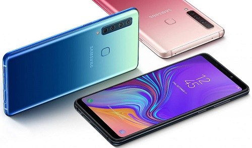 Samsung Launches The Samsung Galaxy A9 With 5 Cameras - See Full Specifications And Price 3