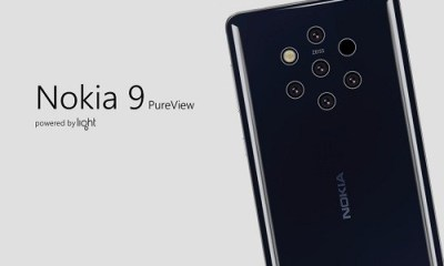 Stunning Or Simply Ugly ?  Nokia Is Releasing A Phone With 5 Cameras 11