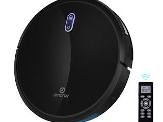Holiday Shopping Deal - Get A Robotic Vacuum Cleaner on Amazon 8