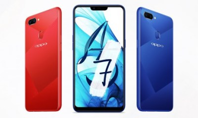 Oppo A7 Launched - Full Specifications And Price In Nigeria And Kenya 33