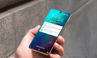 Galaxy A20 Android GO