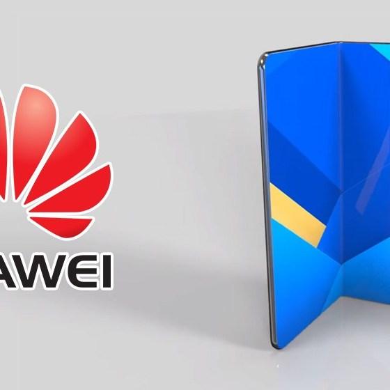 Huawei folding smartphone: News and rumors 1