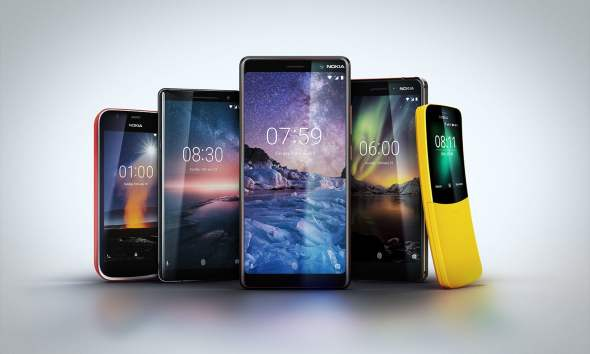 Latest Android Nokia Phones