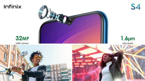 Infinix Hot S4 With Triple Camera - Full Features, Specs And Price In Nigeria 3