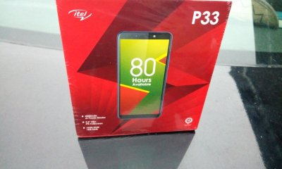 Exclusive: Itel P33 Unboxing And First Impressions 30