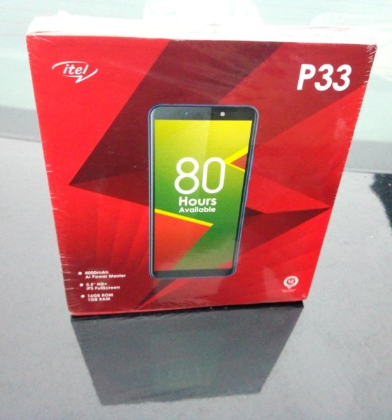 Exclusive: Itel P33 Unboxing And First Impressions 31