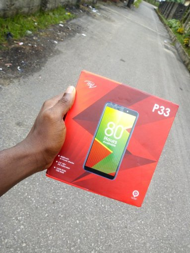 Exclusive: Itel P33 Unboxing And First Impressions 9