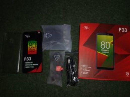 Exclusive: Itel P33 Unboxing And First Impressions 4