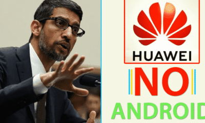 Huawei Phones Not Allowed To Use Android Officially Anymore 59