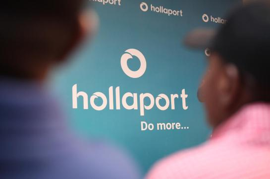 Press Release : Kabiru Rabiu Launches Hollaport App 14