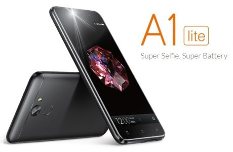 605546393 Gionee A1 Lite is the lowest in the Gionee s A1 set of smartphones