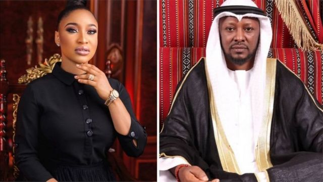Tonto Dikeh's ex-lover, Prince Kpokpogri, denies being arrested by DSS -  Naija Times