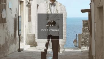 Patoranking God Over Everything Album Artwork