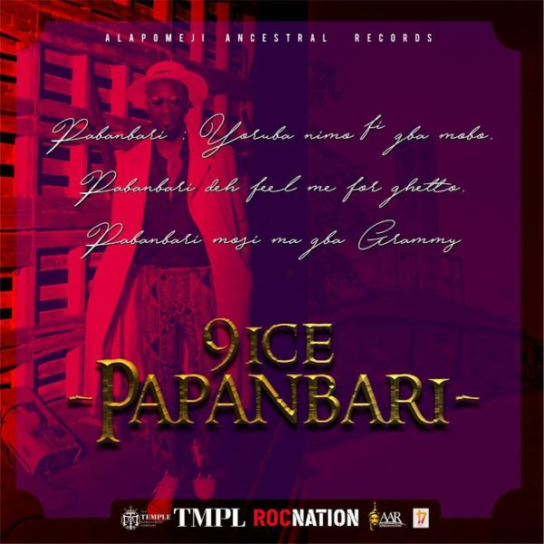 download 9ice Papanbari mp3
