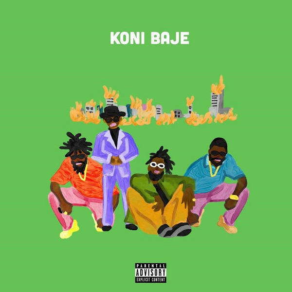 Download Burna Boy Koni Baje