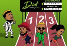 DJ Enimoney Diet Artwork