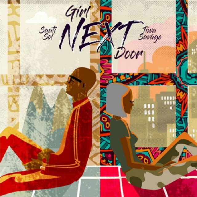 Sauti Sol Girl Nextdoor Artwork