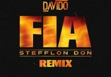 Davido Fia (Remix) Artwork