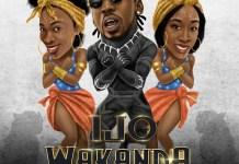 Orezi Ijo Wakanda Artwork